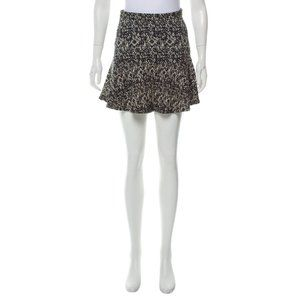 Parker Textured Mini Skirt